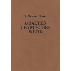 Eleazar, Abraham R: Uraltes cymisches werk