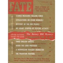 Fate Magazine US (1967-1968)