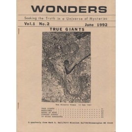 Wonders (Mark A. Hall) (1992-2002)
