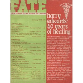 Fate Magazine US (1973-1974)