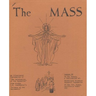 Crabb, Riley: The Mass: An illustrated explanation of