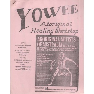 Havecker, Cyril: Yowee. 1978, Aboriginal healing works