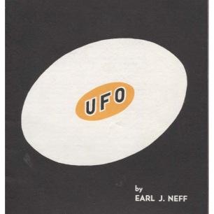 Neff, Earl J: Unidentified flying objects