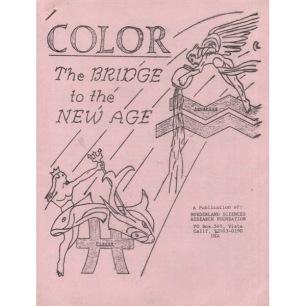 Crabb, Riley H.: Color. The bridge to the new age