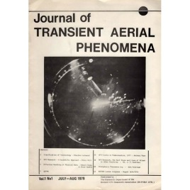 Journal of Transient Aerial Phenomena (1979-1989)