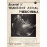 Journal of Transient Aerial Phenomena (1979-1989)