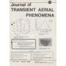 Journal of Transient Aerial Phenomena (1979-1989) - Vol 1 No 2 - March 1980