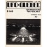 UFO-Quebec (1975-1981) - No 23 - 1980 Oct (20 pages)