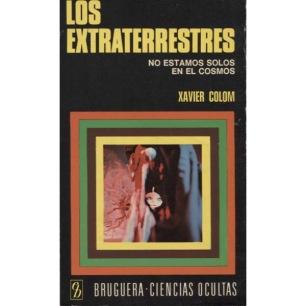 Colom, Xavier: Los extraterrestres: No estamos solos en el cosmos (Pb)