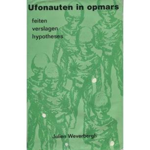 Weverbergh, Julien: UFOnauten in opmars: het UFOnautenepos