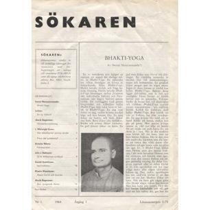 Sökaren (1964-1967) - 1964-1