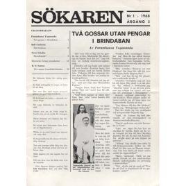 Sökaren (1968-1970)
