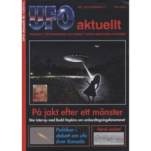 UFO Aktuellt 2010-2014 - 2010, complete all 4 issue