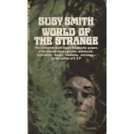 Smith, Susy: World of the strange (Pb)
