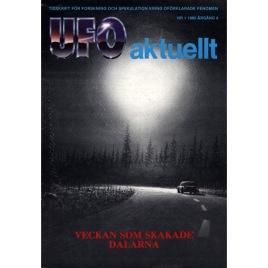 UFO Aktuellt 1985-1989