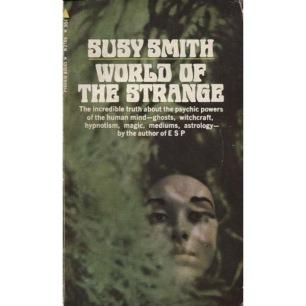 Smith, Susy: World of the strange (Pb)
