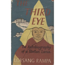 Rampa, T. Lobsang [Cyril Hoskins]: The Third Eye