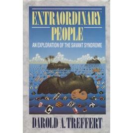 Treffert, Darold A.: Extraordinary people