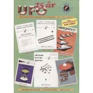 UFO (UFO-Norway) 1998-2008 - Vol 17 no 1-2, 1998