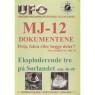 UFO (UFO-Norway) 1998-2008 - Vol 18 no 1-2, 1999