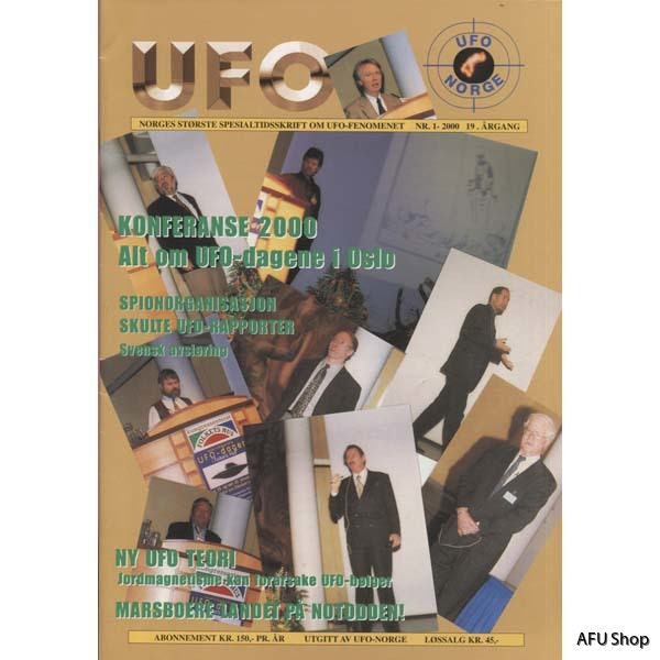 UFONorge2000-nr1