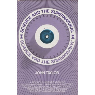 Taylor, John: Science and the supernatural