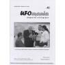 UFOmania 1996, 2003-2010 - No 45, 2005