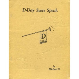Barton, Michael X.: D-day seers speak