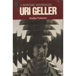 Puharich, Andrija: Uri Geller (Pb))