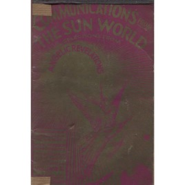 Heatherly, Rahda O.: Communications from the Sun world: selections from Angelic revelations