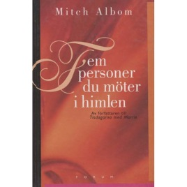Albom, Mitch: Fem personer du möter i himlen