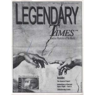 Legendary Times (AAS RA) (1999-2007) - Vol 1 n 6 - Nov-Dec 1999