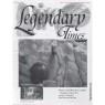 Legendary Times (AAS RA) (1999-2007) - Vol 2 n 6 - Nov-Dec 2000