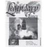 Legendary Times (AAS RA) (1999-2007) - Vol 3 n 2 - Mar-April 2001