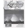Legendary Times (AAS RA) (1999-2007) - Vol 4 n 3 - 2002
