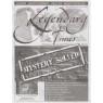 Legendary Times (AAS RA) (1999-2007) - Vol 7 n 4 & vol 8 n 1 - 2005/2006