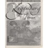 Legendary Times (AAS RA) (1999-2007) - Vol 10 n 1/2