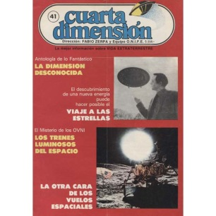 Cuarta Dimension (1977-1978) - 41 - undated