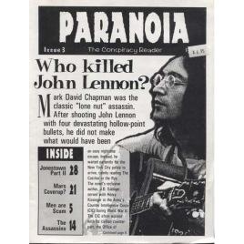 Paranoia (1994-1995, 2005-2008)