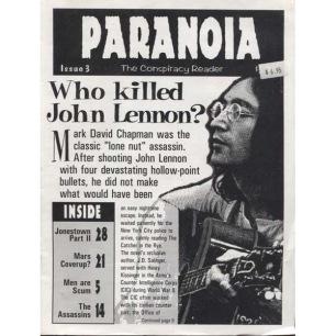Paranoia (1994-1995, 2005-2008) - Vol 1 no 3 issue 3