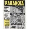 Paranoia (1994-1995, 2005-2008) - Vol 2 no 2 issue 5