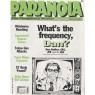 Paranoia (1994-1995, 2005-2008) - Vol 3 no 2 issue 9