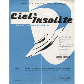Ciel Insolite (1969-1970)