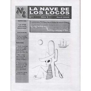 La Nave De Los Locos (2000-2003) - Vol 1 no 1 2000