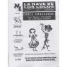 La Nave De Los Locos (2000-2003) - Vol 2 no 11 2001