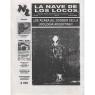 La Nave De Los Locos (2000-2003) - Vol 3 no 20 2003