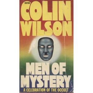 Wilson, Colin (ed.): Men of mystery (Pb)