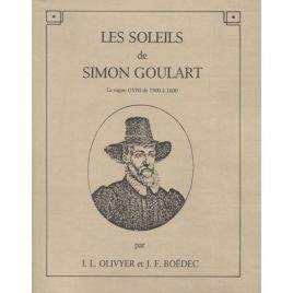 Olivyer, I.L. & Boëdec, J. F.: Les Soleils de Simon Goulart