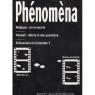 Phénoména (1991-1999) - No 3 Mai-Jui 1991