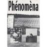 Phénoména (1991-1999) - No 5 Sep-Oct 1991